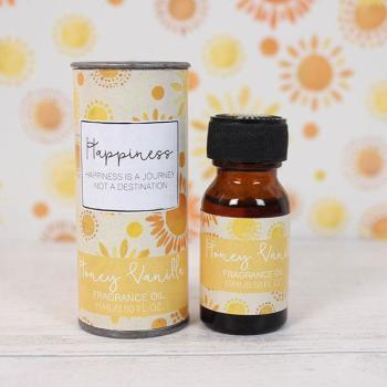 Fragrance Oil - Happiness - Honey Vanilla