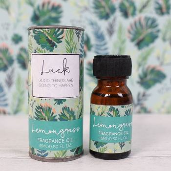 Fragrance Oil - Luck - Lemongrass