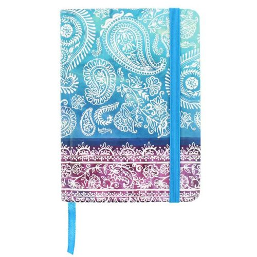 Indian Ocean A6 Notebook
