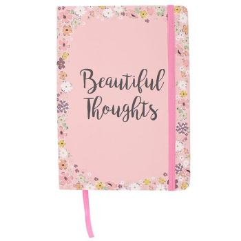 Beautiful Thoughts - Large Notebook