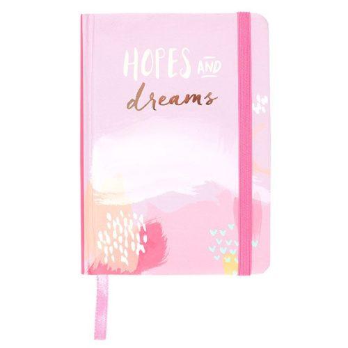 A6 Notebook - Hopes & Dreams