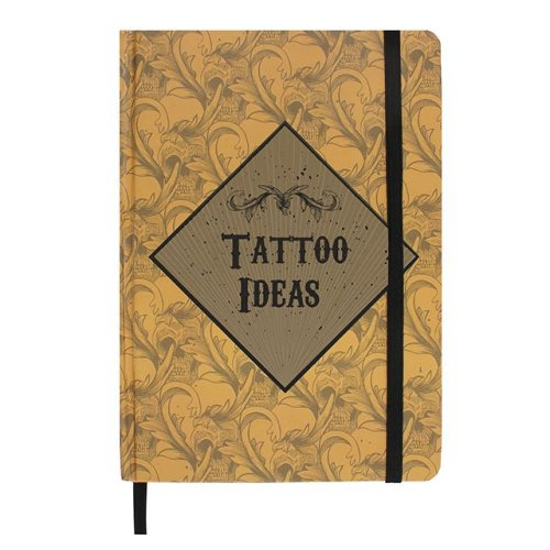 Tattoo Ideas A5 Notebook