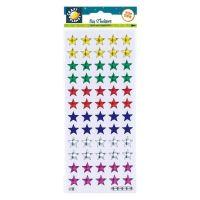 Fun Stickers Holographic Stars