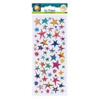 Fun Stickers - Funky Stars