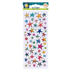 Fun Stickers - Funky Stars