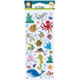 Fun Stickers - Marine Life