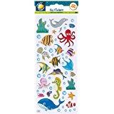 Fun Stickers - Marine Life