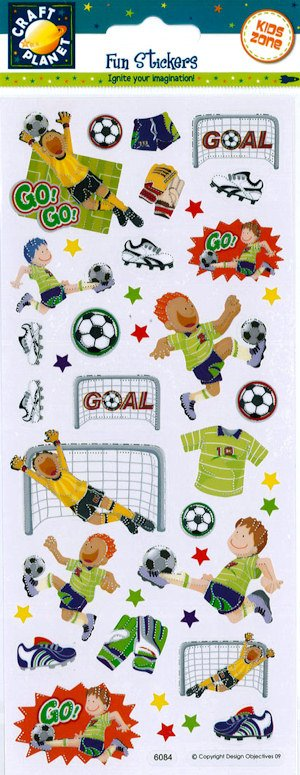 Fun Stickers - Football Match