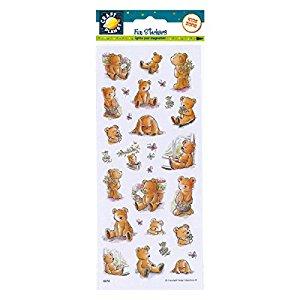 Fun Stickers - Huggable Bears