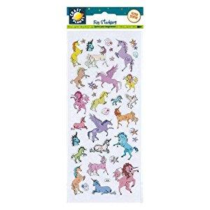 Fun Stickers - Unicorn