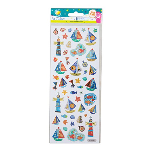 Fun Stickers - Nautical