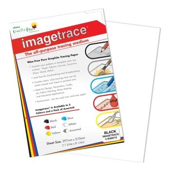 Imagetrace A4 - White