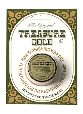 Wax - Treasure Gold