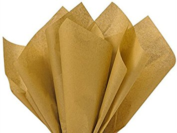 Haza Original Tissue Paper - Gold