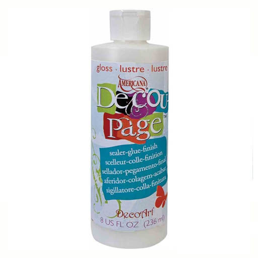Americana Decou-page gloss 236ml