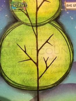 circle tree close up