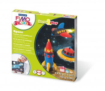 FIMO LZ SPACE FORM & PLAY SET