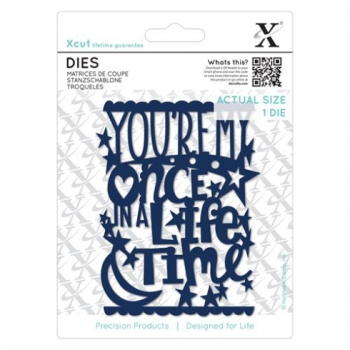 Dies (1pc) - Once In A Lifetime