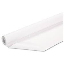Fadeless Art Paper Roll 2' White