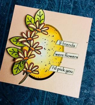doodled flowers 4