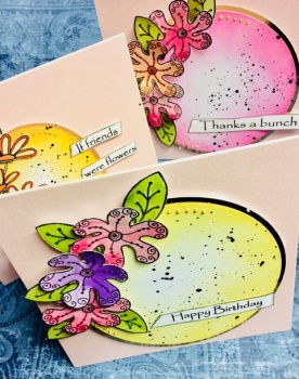 doodled flowers 5