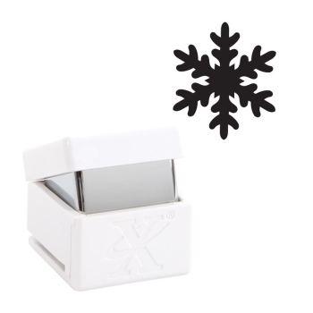 Medium Palm Punch - Snow Crystal