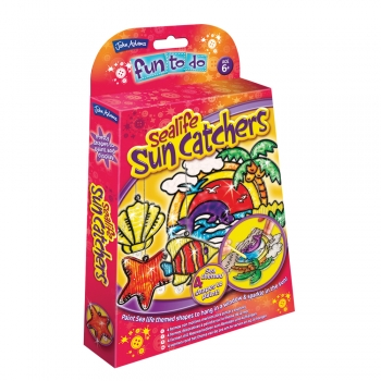 Sea Life Sun Catchers Fun to do kit