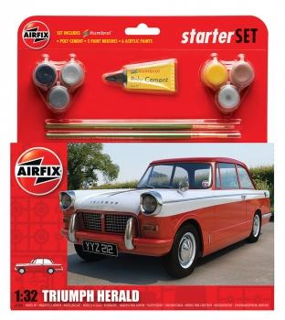 AIRFIX A55201 TRIUMPH HERALD STARTER SET