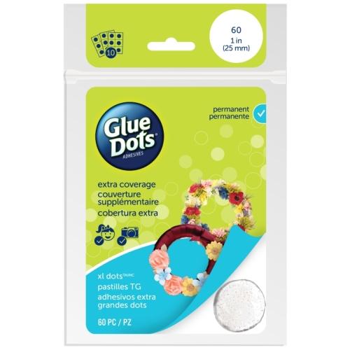 XL Glue dots Sheet