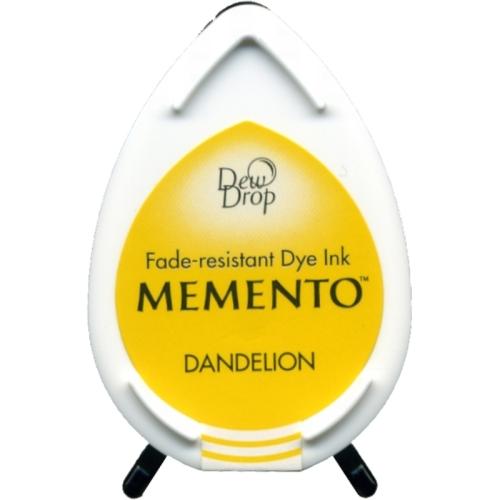 Dandelion Memento Dew Drop Pad