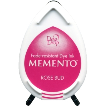 Rose Bud Memento Dew Drop Ink Pad