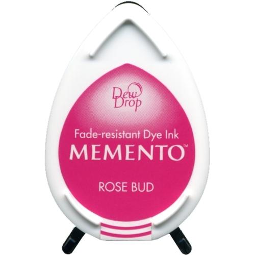 Rose Bud Memento Dew Drop Pad