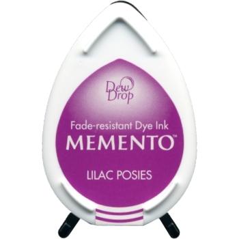 Lilac Posies Memento Dew Drop Ink Pad