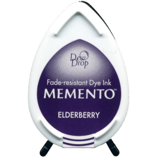 Elderberry Memento Dew Drop Pad