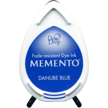Danube Blue Memento Dew Drop Ink Pad