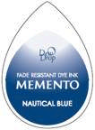 Nautical Blue Dew Drop Pad