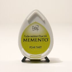 Pear Tart Memento Dew Drop Pad