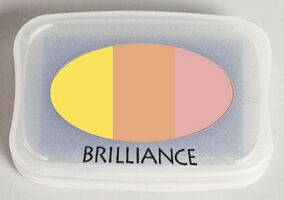 Aurora Brilliance Ink Pad