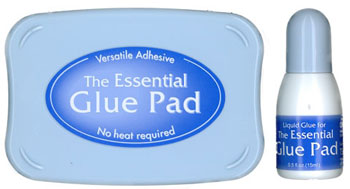 Glue Pad & Inker Set