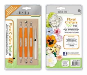 Floral Crafters Tool Set - by Tonic