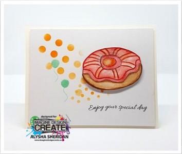 special day doughnut