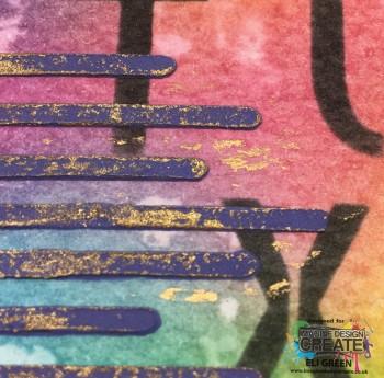 alphabet tag close up