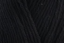 Stylecraft Classique Cotton DK - Black