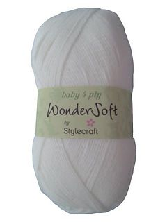 Wondersoft 4 Ply by Stylecraft