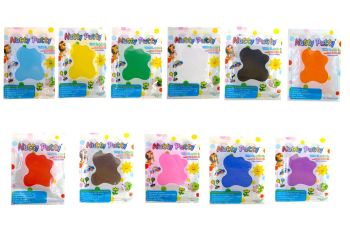 Nutty Putty Solo Packs available in various colours (Like Slime but better!)