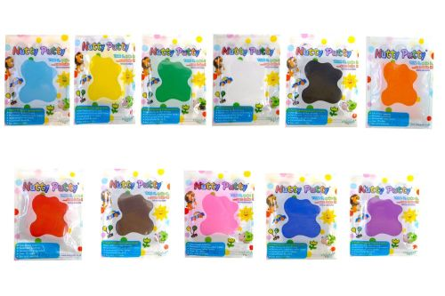 Nutty Putty Solo Packs available in various colours (Like Slime but better!