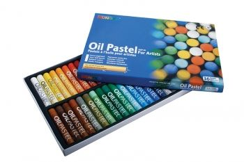 Mungyo Artist Oil Pastels - SET OF 36