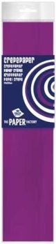 Haza Original Crepe Paper - Violet