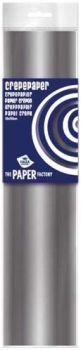 Haza Original Crepe Paper - Metallic Silver