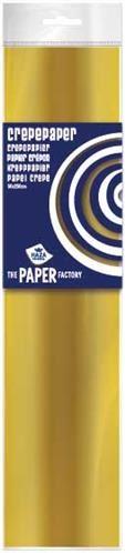 Haza Original Crepe Paper - Gold